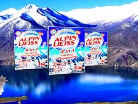 Alpinweiss Youtube