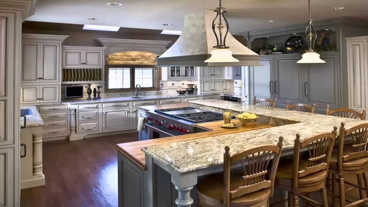 Nieuwe vormen keukens 2015   youtube
