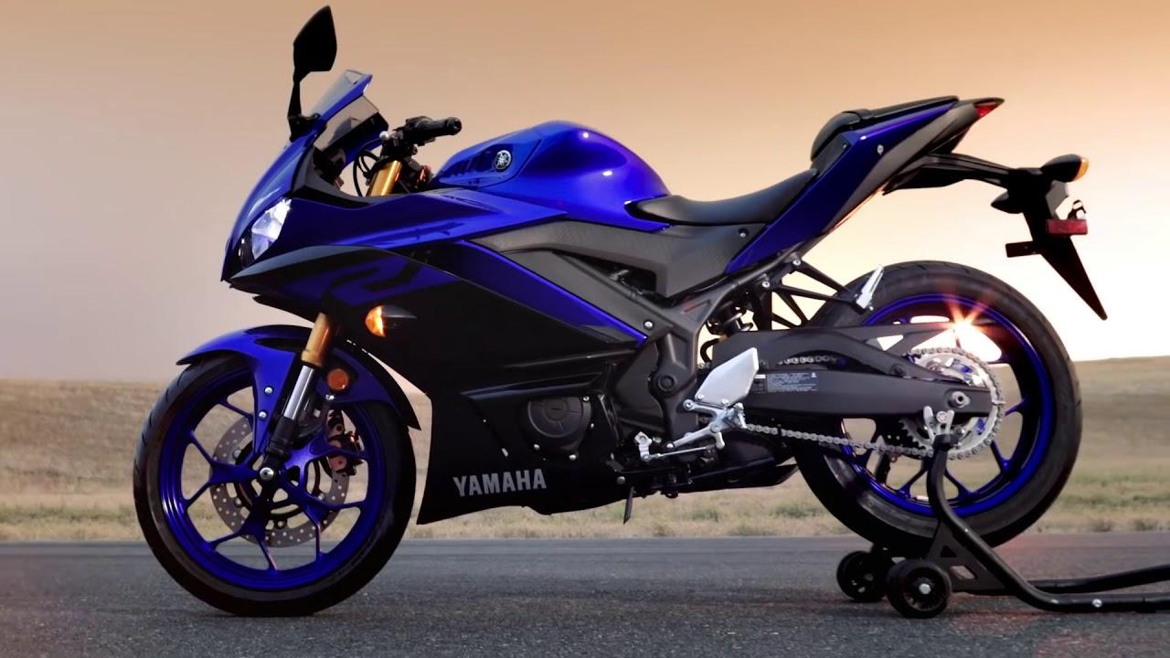 Lancamento Nova Yamaha Yzf R3 2019 Motonews