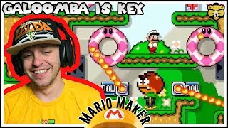A Troll Music Level? What Fresh Hell Is This?! Mario Maker