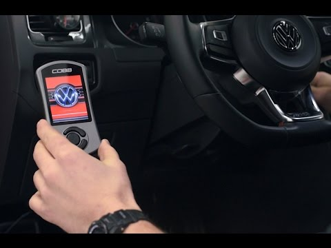 MK7 GTI COBB Accessport V3 | Install and Overview
