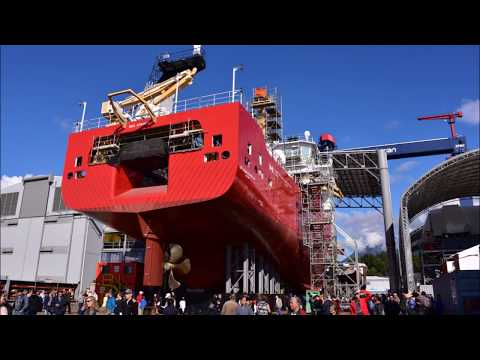 Seaspan Shipyards Open House October 1, 2017