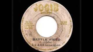 3rd & 4th GENERATION - Battle Field + LOVE GENERATION - Warricka Hill - JA Jogib 1972