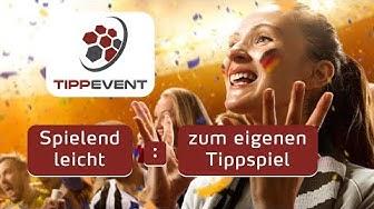 Tippspiel zur Fußball-EM 2020 - Tippevent.de