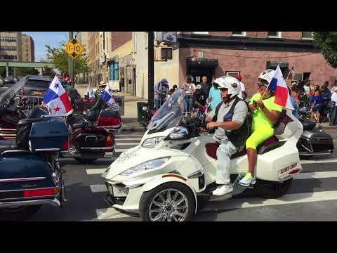 Watch BROOKLYN BEAUTY TV #TVHost on location via panamanian day parade in crownheights brooklyn ny
