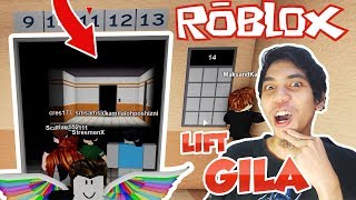 never ENTER ELEVATOR CRAZY on ROBLOX!!