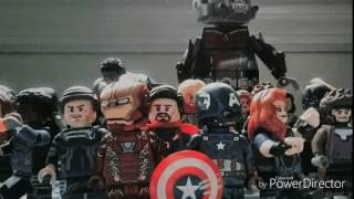 Lego Infinity War casting call