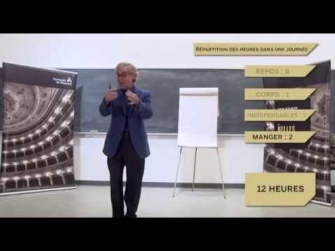 Serge Marquis – conférence à l'Université de Montréal