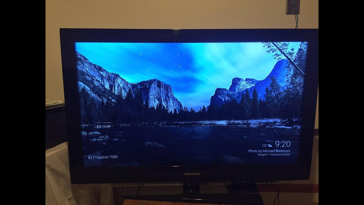 Driver for Samsung LN40B550K1F LCD TV