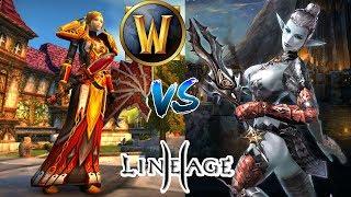Lineage 2 Essence vs Wow Classic плюсы и минусы! Во что играть? / Видео