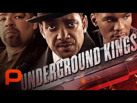 Underground Kings (Full Movie) Crime Mob