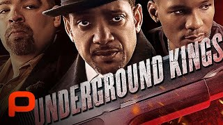 Underground Kings (Free Full Movie) Drama Crime | Police Corruption
