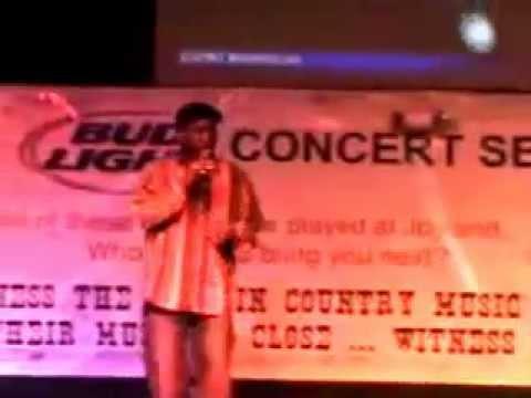 Steve Bryant Karaoke Winner - Superstar