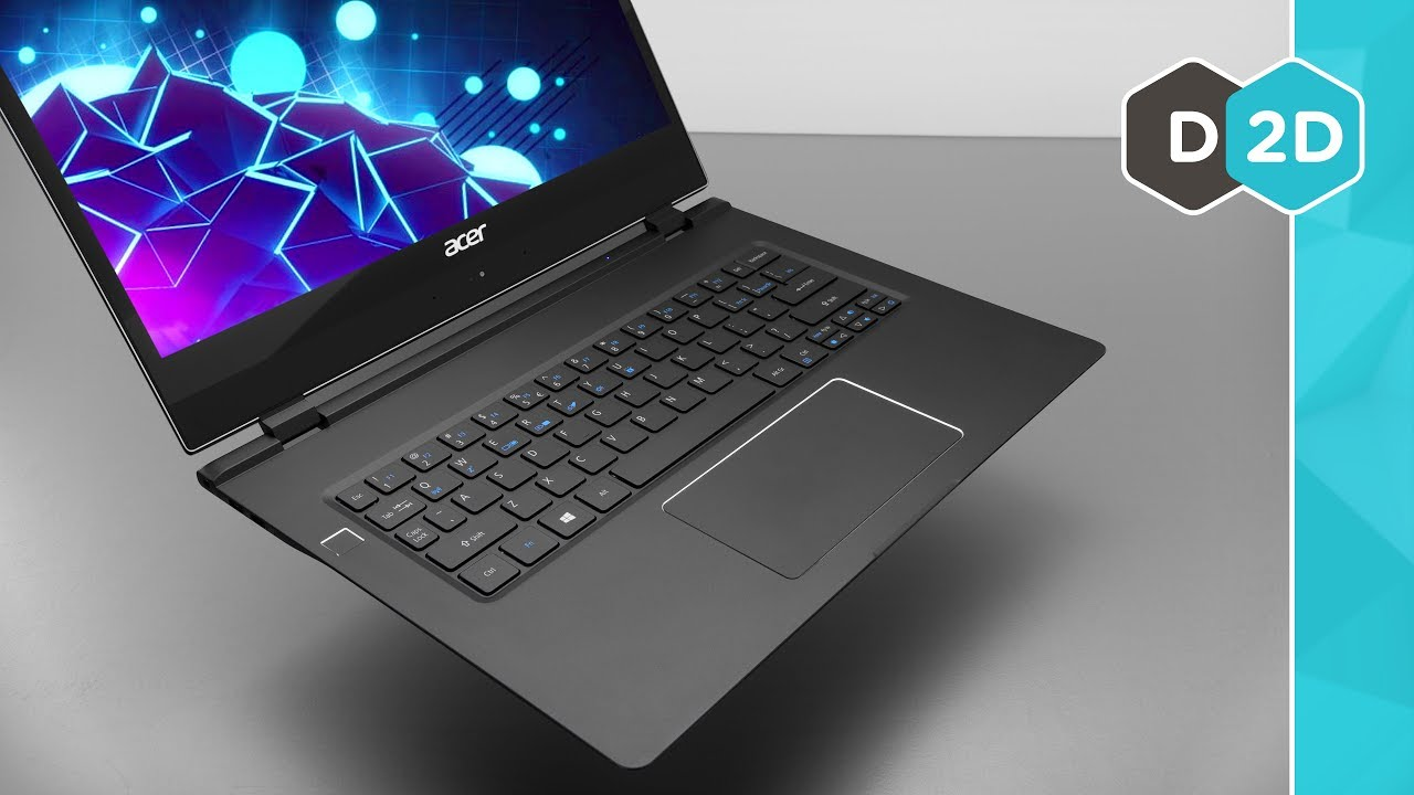 Acer Swift 7 Review 2018
