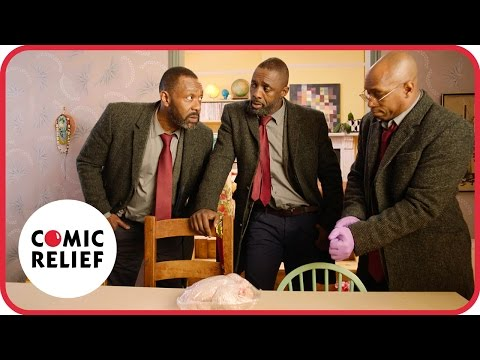 Luther | Comic Relief