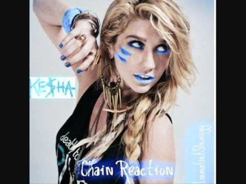 Ke$ha Chain Reaction Lyrics+Download