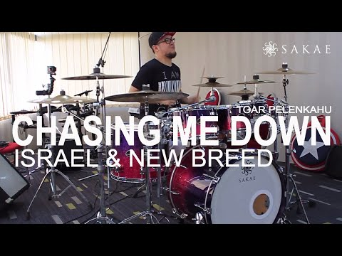 Chasing Me Down - Israel & New Breed ft. Tye Tribbett - Toar Pelenkahu cover