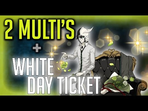 Bleach Brave Souls - White Day Summon Ticket + 500 Orbs!