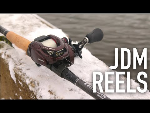 NEW Japanese Reel Unboxing? -- How To Get JDM Reels
