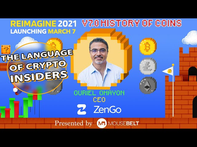 The Importance Of Talking Their Language | Ouriel Ohayon - ZenGo | REIMAGINE v7.0 #18