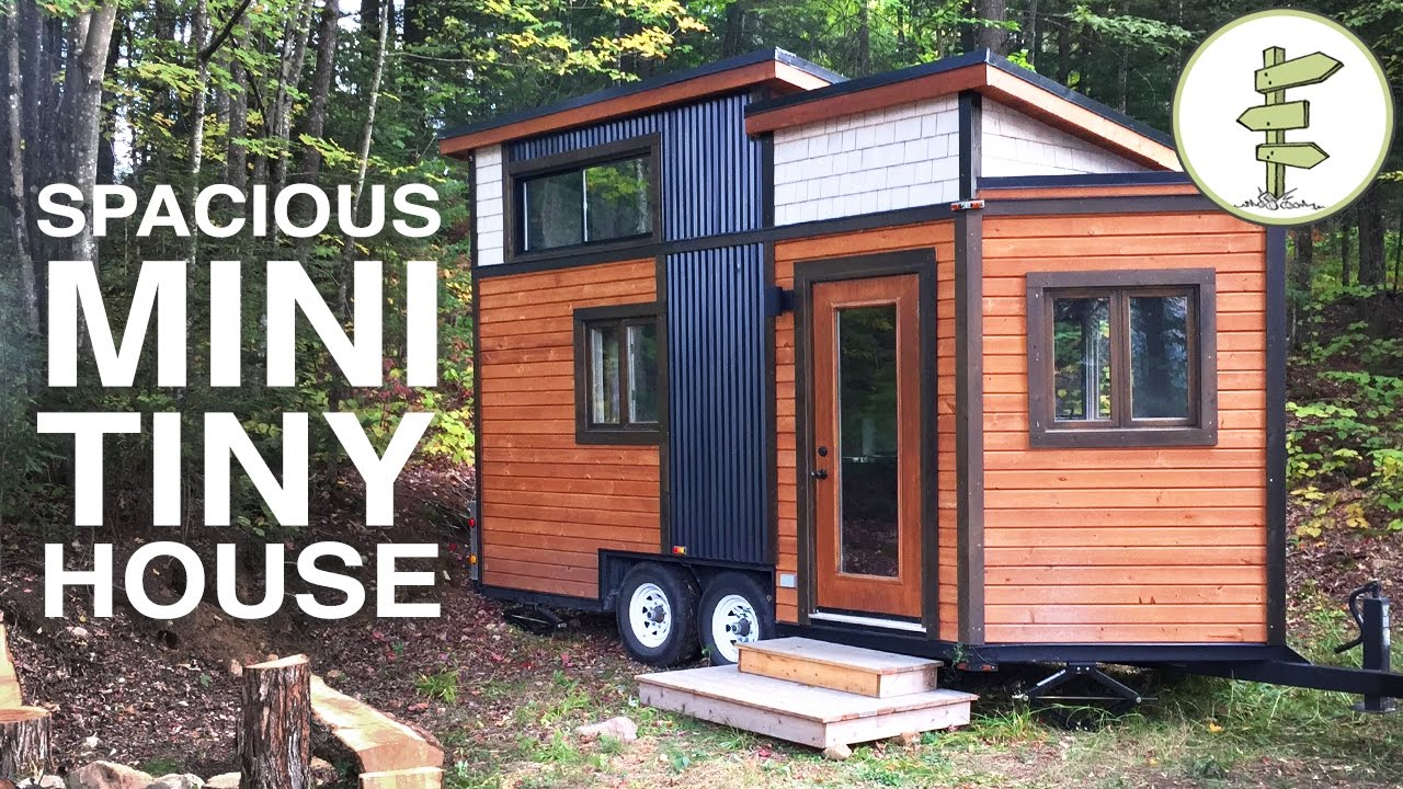 Smallest Tiny House With All The Comforts Of Home Full