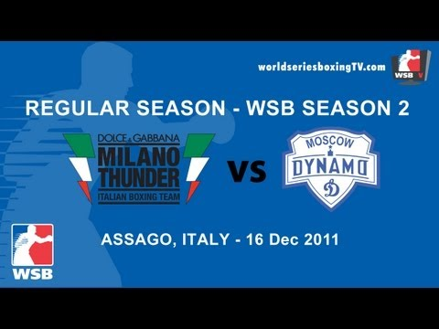 Milan vs. Moscow - Week 5 WSB Season 2