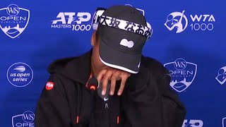Naomi Osaka Breaks Down in Tears at Reporter's Question