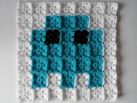 Granny Pixel Haakwerk Youtube