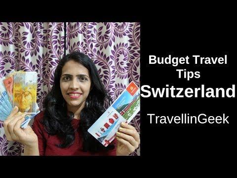 Switzerland Budget Travel Tips, Travel From India (Hindi)