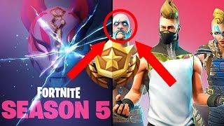 NFG réagit à LA nouvelle fortnite Bataille Royale SEASON 5 Battle Pass