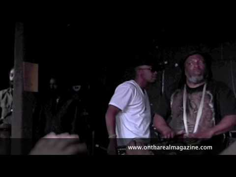 """Nas - One Mic Feat. Leon Mobley """"LIVE"""" - SXSW 2010 Performance!!!"""