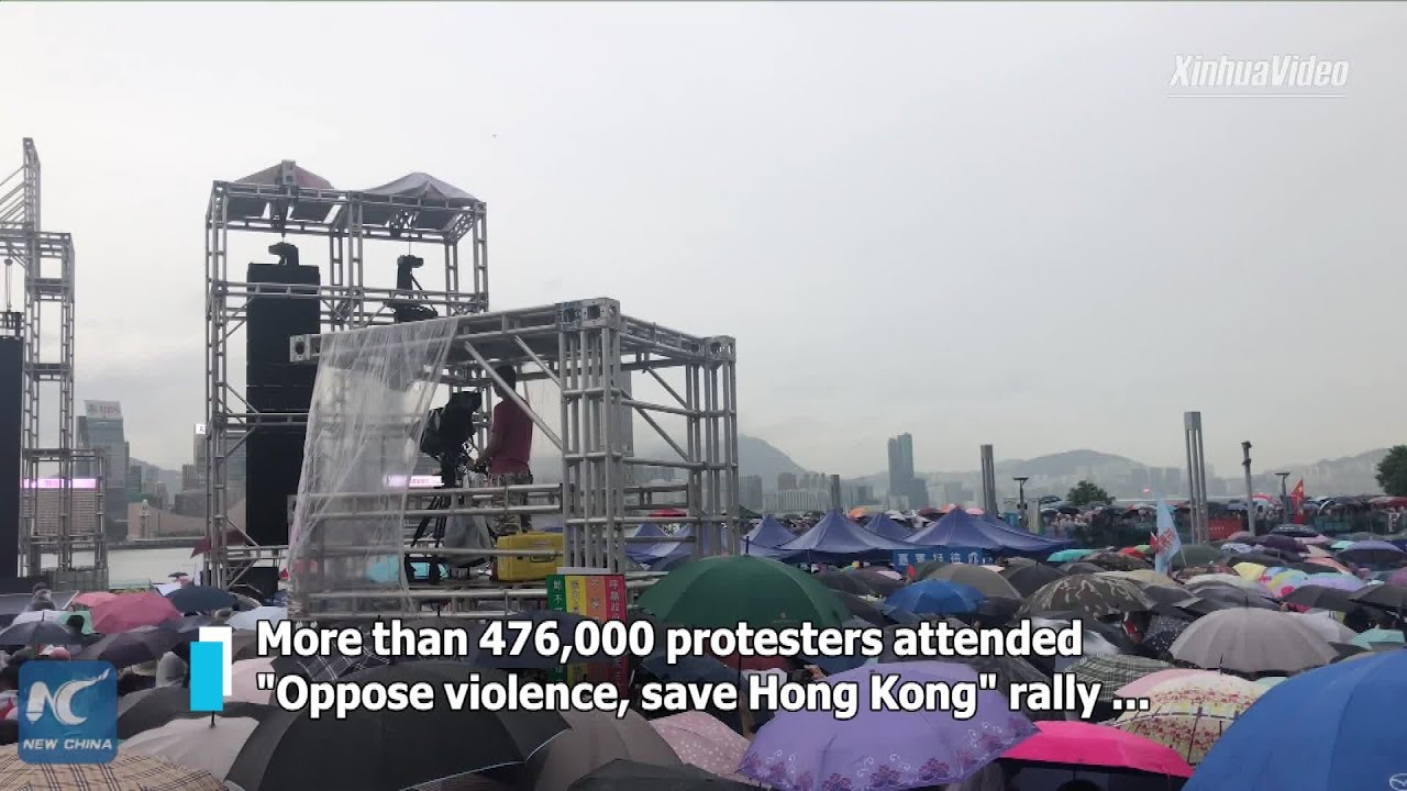 Hong Kong: Don't Provoke the Dragon, by Eric Margolis - The