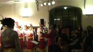 Ah Toi Porosh Airlangga University Choir Surabaya Indonesia Praga Cantat 2010