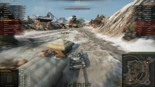 Т-54 обл. - 5к урона, 7 фрагов (SGRESPECT)