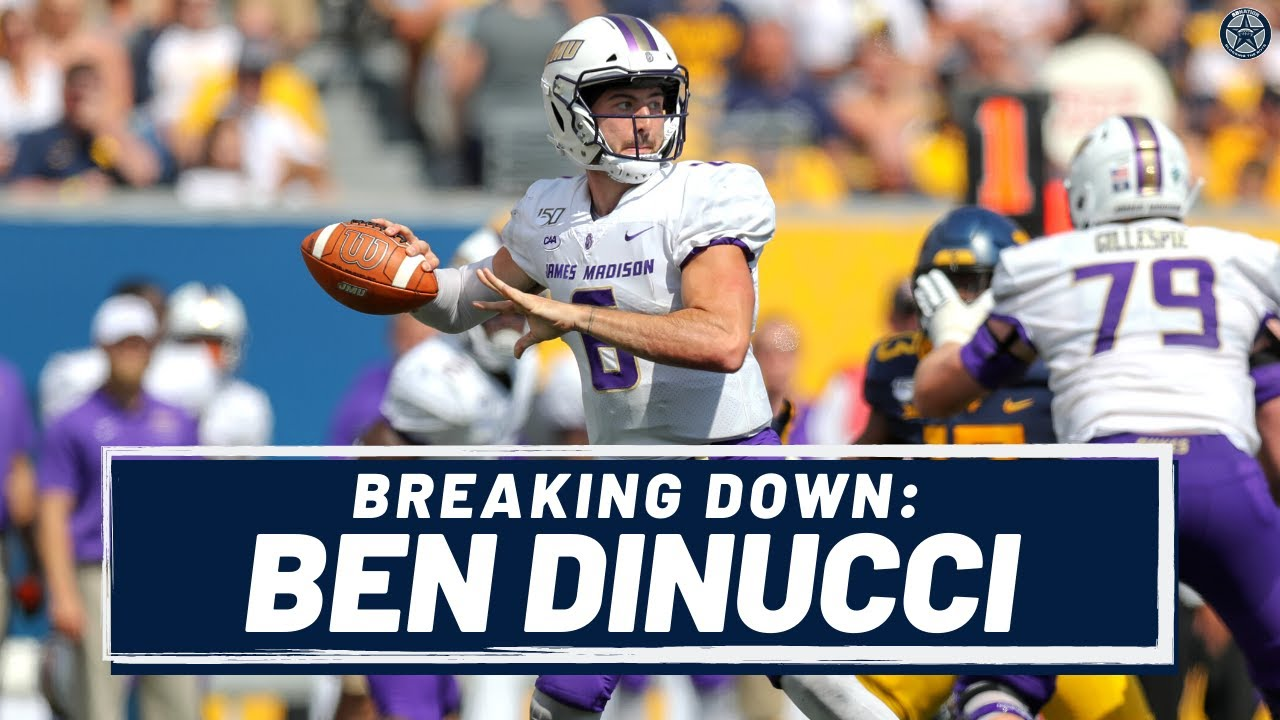 Will Ben DiNucci Make the Cowboys' Final Roster? | Film Room | Blogging the Boys