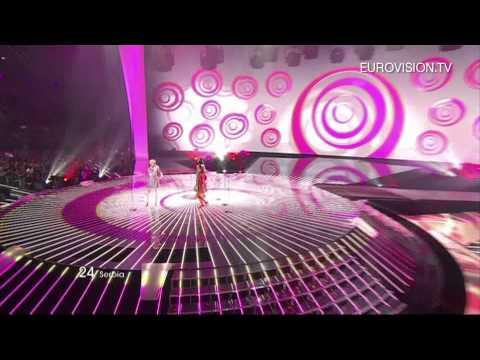 Nina - Caroban (Serbia) - Live - 2011 Eurovision Song Contest Final