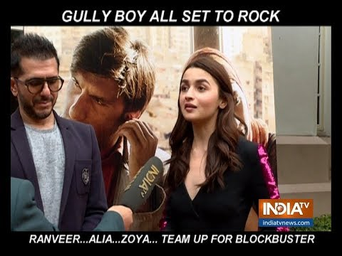 Gully Boy Ranveer Singh reveals Zoya Akhtar was his reason to take this role Mp3
