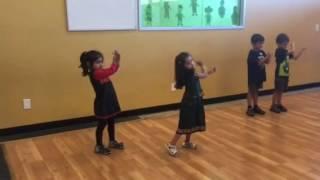 Hello Hindi dance