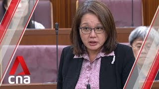 'Premature' for DPM Heng Swee Keat to introduce motion on AHTC, says WP's Sylvia Lim