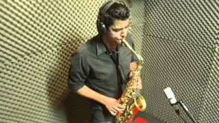 Diogo Pinheiro - Don't Know Why by Norah Jones - Brazilian Sax Cover
