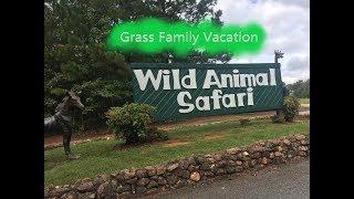 Wild Animal Safari // Grass Family Vacation