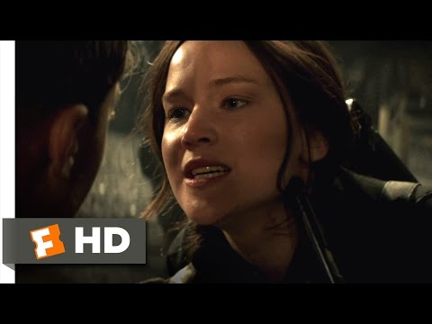 The Hunger Games: Mockingjay - Part 2 (1/10) Movie CLIP - Turn Your Weapons to Snow (2015) HD