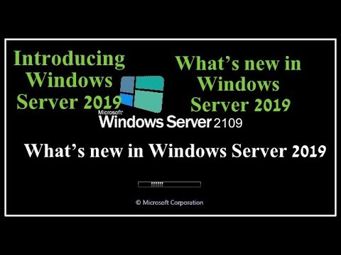 what s the newest windows april 2018 whats new in windows server 2019 youtube