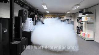 DMX Fogger 3000 Remote Fog Smoke Machine