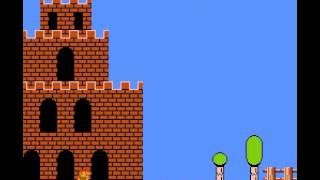 Super Mario Bros. Speedrun in 4:59.80