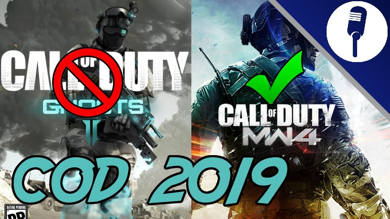 Call Of Duty 2019 Is Not Ghosts 2 It S Modern Warfare 4 Here S
