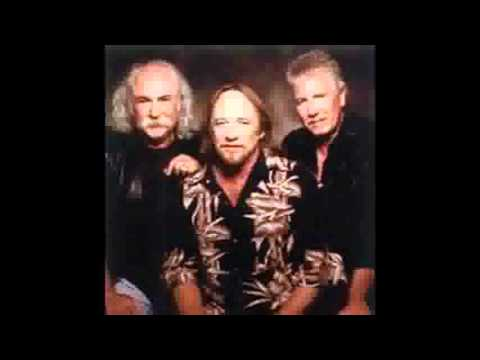 Crosby, Stills & Nash  -   Wasted On The Way  1982