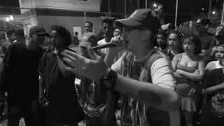 Leirbag vs Bené - 1ª FASE - 05º Batalha do DPO - Nova Cidade / Nilópolis / RJ - 2017