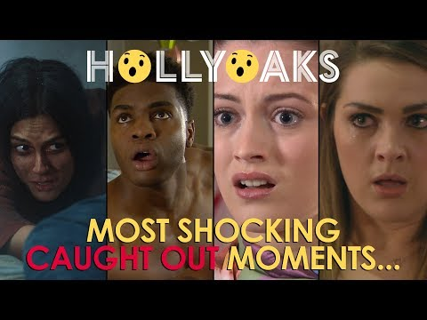 Hollyoaks: Most Shocking Caught Out Moments