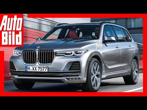 bmw x7 2018 luxus suv mit 7 sitzen vorschau youtube. Black Bedroom Furniture Sets. Home Design Ideas